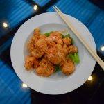 Shrimp Boom Boom was F-A-N-T-A-S-T-I-C-!