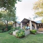 Garden, Nyaleti Lodge 312