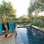 Swimming pool, Nyaleti Lodge 312
