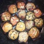 Yes, we bake our own muffins as well!
