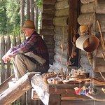 Un artisan en chair et en os