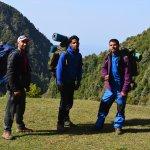 03 Nights 04 Days Trek to Kareri Lake 3200Mts.organise by Enchanting Himalaya Dharamsala
