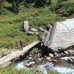 Trek to Kully Valey Over Sari Pass 4250Mts organise by Enchanting Hiamalaya Dharamsala