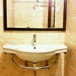 clean hygienic bathrooms