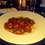 PAPPARDELLE WITH RABBIT RAGÙ