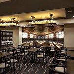 Newly refurbished Oyster Lane Restaurant