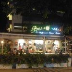 Bella italia cafe by grandmas legian