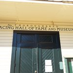 Racing Hall of Fame on the property