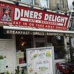 Diner's Delight, Church Road Teddington