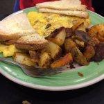 Meatlover Omelet