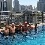 Adelphi Suites Bangkok Foto