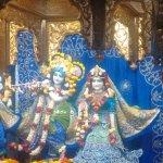krishna and Radha idol