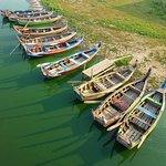 Boote im Müllsee