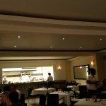 Inddor dining room