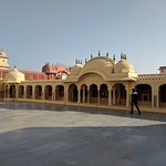 City Palace of Jaipur Foto