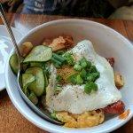 Kimchi bowl - super