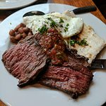 Cowboy steak with egg - still dreaming about this!!!