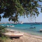 Scenic Bonaire waterfront