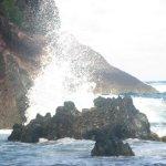 Red Sand Beach (Kaihalulu Beach) Foto