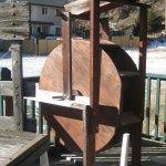 Old Water-Wheel?