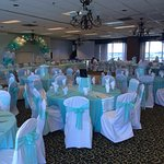 Banquet Hall Rooms