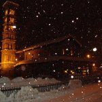 Kirche San Karl St. Moritz-Bad Foto