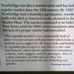 description on the market town