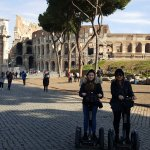 Segway at the Colosseum