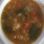 7 Vegetable Tibetan soup