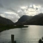Calm lakes