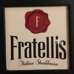 Fratelli's served on honest drinks and good food. The bacon shown in the photo was fantastic Fre