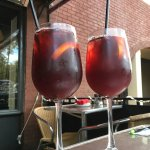 Sangria at Happy Hour!