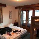 Foto de Hotel le Chamois