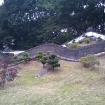 A view of the Great Wall in the miniature land. It's very well done and has a lot of details