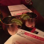 Two Moscow Mules