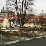 Butchers' Bridge, Ljubljana