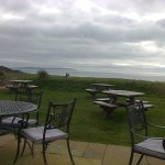 Overlooking the wonderful sea views, at The Cliff House, Barton-on-Sea, Hampshire
