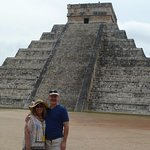Yuca Trek early arrival at Chichen Itza provides better photo ops