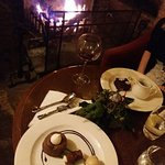 Desserts by the fire