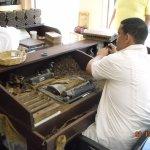 Cigar making process
