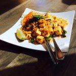 Pad Thai With Tofu: Perfect for a Cold Winter Day