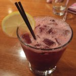 Bourbon and Berries