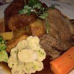 roast sirloin