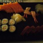 Tartare, sashimi, puntine, guacamole, frozen margarita