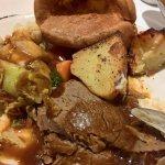 roast brisket of beef