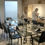 Dining Table in Suite