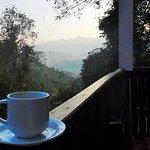 Zen Namkhan Resort au petit matin !