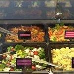 Fresh salads made daily, to go with your order, 4 sizes