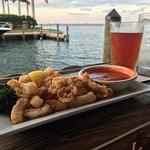 Excellent Fried Calamari