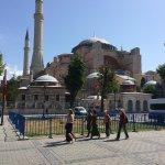 Blaue Moschee (Sultan-Ahmed-Moschee) Foto